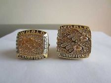 Buy 1997 1998 Denver Broncos Super bowl CHAMPIONSHIP RING 11S MVP ELWAY ONE SET