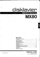 Buy Yamaha mx1z-OV2 E Manual by download Mauritron #258214