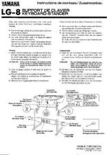 Buy Yamaha LG8F Operating Guide by download Mauritron #248371