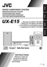 Buy JVC UX-E15 Service Manual by download Mauritron #272706