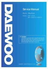 Buy Daewoo. WF200KR001_2. Manual by download Mauritron #214032