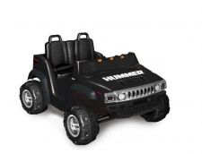 Buy Hummer H2 Electric 12V 2 Seater Battery Classic Ride One Car Kids Power Wheels