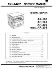 Buy Sharp SHARP AR-160 by download Mauritron #210635