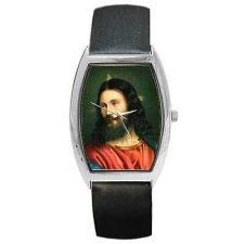 Buy Jesus Christ Portrait Christian Art Wrist Watch