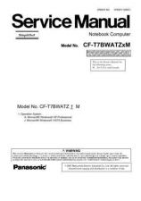 Buy Panasonic CQ-C1301H Service Manual with Schematics by download Mauritron #266429