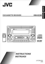 Buy JVC KW-XC88 Service Manual Schematic Circuit. by download Mauritron #271792