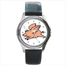 Buy When Pigs Fly Unisex New Wrist Watch