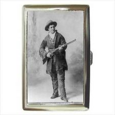 Buy Calamity Jane Western Hero Cigarette Money Business Card Case