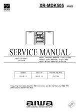 Buy AIWA XR-MDK505 HRJ(S) by download #100326
