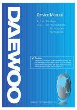 Buy Daewoo. WF750SE002. Manual by download Mauritron #214047