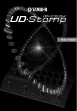 Buy Yamaha UDSTOMP FR Operating Guide by download Mauritron #250179