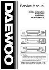 Buy Daewoo. DV1T521NY-PB_DECK. Manual by download Mauritron #212906