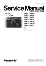 Buy Panasonic DMC-LX1GK Service Manual with Schematics by download Mauritron #266875
