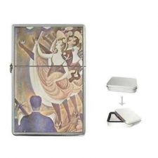 Buy Can Can Dancers Georges Seurat Art Cigarette Lighter
