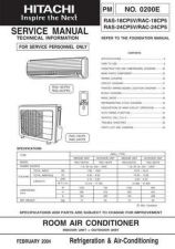 Buy Hitachi PM-0200E Service Manual by download Mauritron #263851