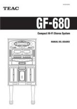 Buy Teac GF-680(S) Service Manual by download Mauritron #223751