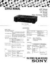 Buy Sony STR-D365 Service Information by download Mauritron #238150