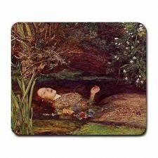 Buy Ophelia Suicide Millais Hamlet Art Computer Mouse Pad