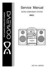 Buy Daewoo. SM_SD-9800_(E). Manual by download Mauritron #213838