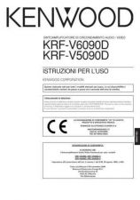 Buy Kenwood KRF-V7020 Operating Guide by download Mauritron #222783