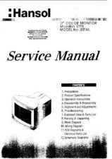 Buy HANSOL B17AL SERVICE (A3055) by download #108452