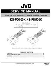 Buy JVC KS-PD100K Service Manual Schematic Circuit. by download Mauritron #271719