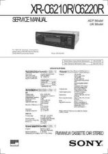 Buy SONY XR-C9100 Technical Info by download #105376