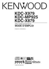Buy Kenwood KDC-X879 by download Mauritron #219140