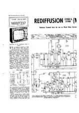 Buy REDIFFUSION 2T1980 by download #109103
