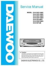 Buy Daewoo. DV6T812N. Manual by download Mauritron #212914