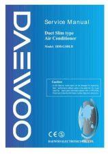 Buy Daewoo. SM_DHC-X100_(E). Manual by download Mauritron #213265