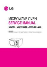 Buy 1964 MC-806BJR LG Service Information by download #110087