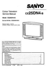 Buy Fisher CE25DN4-B-01 SM-Only Service Manual by download Mauritron #214488