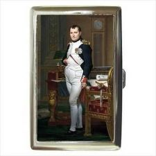 Buy Napoleon Bonaparte Emperor France Cigarette Money Card Case