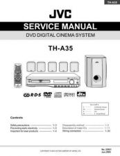 Buy JVC 22021 Service Manual by download Mauritron #255037