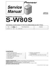 Buy Pioneer R2296 Manual by download Mauritron #227966