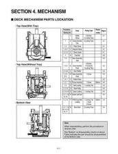 Buy GOLDSTAR DA3520AD MECHANISM by download #108354