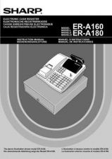 Buy Sharp ERA160 Operating Guide by download Mauritron #232904