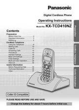 Buy Panasonic KXTCD440 TCD445 Operating Instruction Book by download Mauritron #23