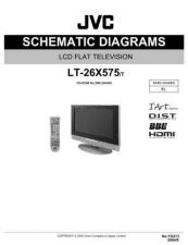 Buy JVC LT-26X575SCH SERVICE MANUAL by download Mauritron #220474