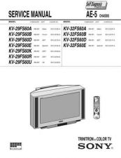 Buy SONY AE-5 TECHNICAL I by download #107163