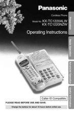 Buy Panasonic KXTC187 Operating Instruction Book by download Mauritron #236075