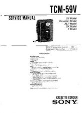 Buy Sony TC-WR651 Service Information by download Mauritron #238236