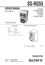 Buy Sony SS-MSP67L-MSP67LE-MSP67R-MSP67RE Service Manual. by download Mauritron #24