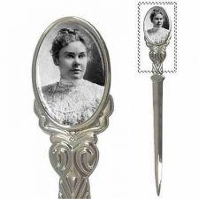 Buy Lizzie Borden Photograph Portrait Mail Letter Opener