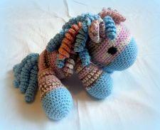 Buy Crochet My Sweet Pony - PDF Pattern