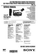 Buy Sony CCD-TR86 Manual by download Mauritron #229019