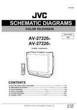 Buy JVC AV-25-29-SX2EK-A Service Manual Schematic Circuit. by download Mauritron #269615