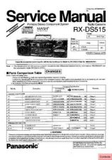 Buy Panasonic -S32PX Service Manual by download Mauritron #268585