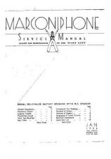 Buy MARCONI 282 VINTAGE WIRELESS SERVICING INFO by download #101793